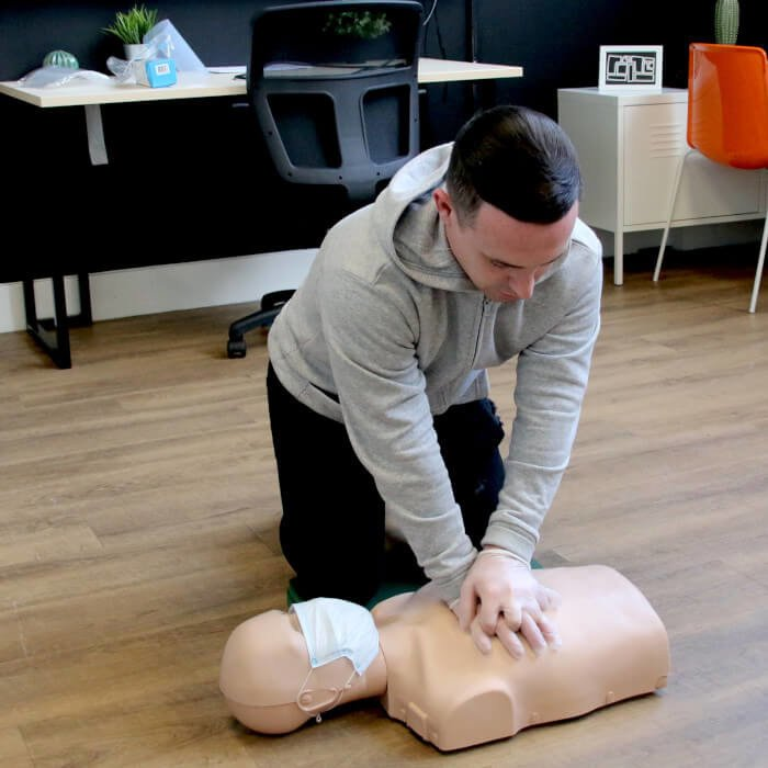 Evergreen Training | First Aid Course